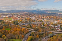 Corvallis Aerial View