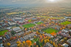 Oregon State University Fall Campus