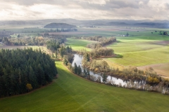 Willamette Valley Aerial Image