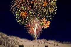 Hoodoo Fireworks