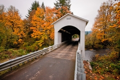 Willamette Valley Covered Bridge