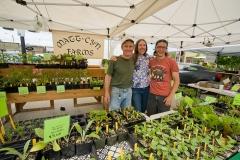 Corvallis Farmers Market Produce