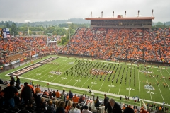 Oregon State Football Game